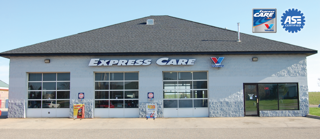 Why Express Care Auto Center?