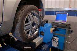 Visit us for Tire Service
