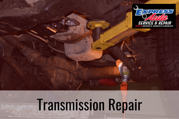 transmission repair mankato mn