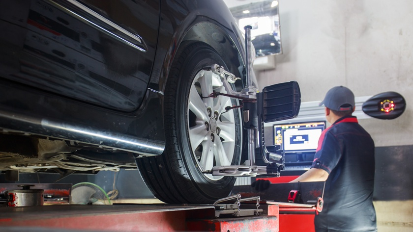 Bridgestone Near Me >> You May Notice these 4 Warning Signs Of a Bad Wheel Alignment!