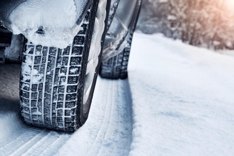 Tires Go Flat In Cold Weather
